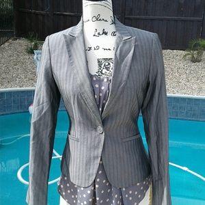 Express Design Studio blazer coat